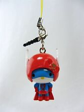 SUPER HERO Tokidoki Hello Kitty Frenzies vinyl figure - Zipper Pull, Phone Charm