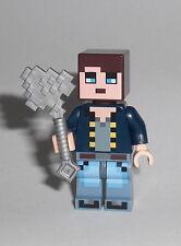 LEGO Minecraft Skin Pack 1 - Figur 3 - Minifig Creeper Steve Alex Hülle 853609