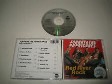 JOHNNY & THE HURRICANES/RED RIVER ROCK(CONVOY 849 817-2) CD ALBUM