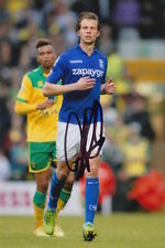 BIRMINGHAM CITY HAND SIGNED JONATHAN SPECTOR 6X4 PHOTO.