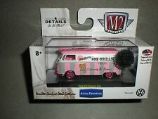 1/64th M2 Machines 2017 NY Toy Fair 1960 Ice Cream  VW Delivery Van Chase