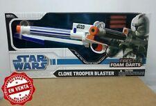 Hasbro Star Wars Clone Trooper Blaster (fires foam darts)