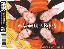 cd-single, The All American Rejects - Gives You Hell, 2 Tracks, Australia