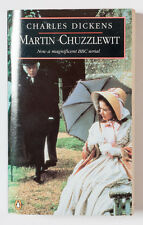 Penguin paperback book: MARTIN CHUZZLEWIT by Charles Dickens
