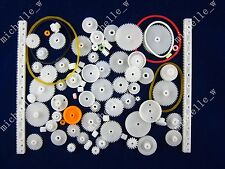 2X 75 Styles Plastic Gear All The Module 0.5 Robot Part for DIY