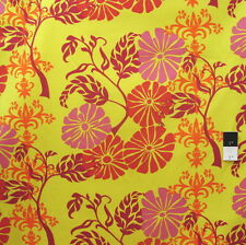 Valori Wells HDVW18 Del Hi Tapestry Scarlet Home Decor Fabric By The Yard