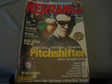 Kerrang! 803 (May 27 2000) Pitschifter, Korn, Foo Fighters, Soulfly