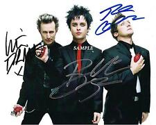 GREEN DAY BAND #1 REPRINT AUTOGRAPHED SIGNED PICTURE PHOTO BILLY JO ARMSTRONG RP