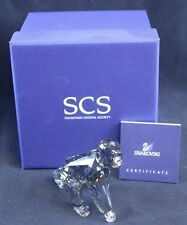 "2009 SWAROVSKI CRYSTAL SCS 955440 GORILLA CUB IN BOX 3"" MINT*"