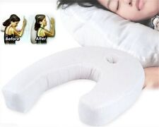 HOT Side Sleeper Pro Neck & Back Pillow:Holds Your Neck / Spine During Sleep
