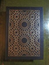 The Arabian Nights, Easton Press, 1981, leather & gold book