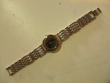 Movado Museum Two Tone Stainless Steel 81 E3 821