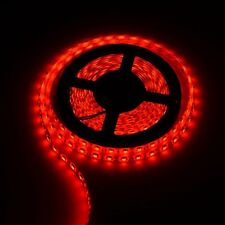 New 5M 5050 SMD Red Super Bright 300LED Flexible Strip Light Decor Non-Wateproof