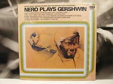 PETER NERO ARTHUR FIEDLER BOSTON POPS ORCHESTRA - NERO PLAYS GERSHWIN LP SEALED