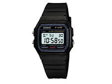 Casio F-91W-1YER Men's Resin Black Digital Watch