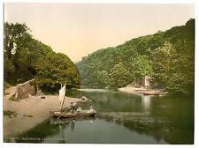 Old Mill Creek I Dartmouth A4 Photo Print