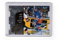 1998-99 ud year of the great one quantum 1 wayne gretzky ser#186/1999