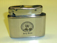 Golf Pocket petrol lighter (Heinrich Huck) - 1952-made in (nuremberg) Germany