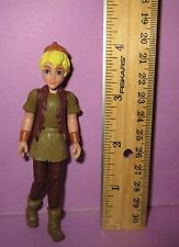 "Disney Fairies Tinkerbell Boy Boyfriend 4""  TERENCE Doll PVC Figure Toy HTF!"