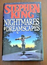 Nightmares and Dreamscapes by Stephen King, First Edition