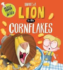 There's a Lion in My Cornflakes by Michelle Robinson (2015, Hardcover)