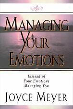 Managing Your Emotions by Joyce Meyer (1997, Hardcover)