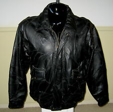 Leather Basic Jacket Coats &amp Jackets for Men | eBay