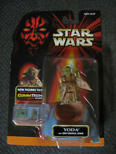 StarWars YODA with Jedi Council Chair Episode I Collection 2 3-3/4 action figure