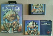 Dune 2 Battle For Arrakis Sega Megadrive