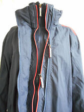 SUPERDRY ORIGINAL WINDCHEATER JAPAN JACKET MEN'S SIZE XXL NAVY BLUE NICE