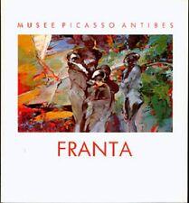 FRANTA. Peintures et papiers récents - Collectif. Catalogue d'exposition - BP