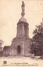 VELARS-SUR-OUCHE 25 monument de notre-dame-d'étang écrite