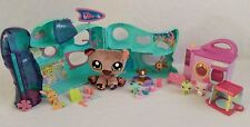 LPS Littlest Pet Shop Playset with Pets and Soft Toys