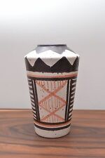 Striking vintage West German Pottery Vase by Scheurich