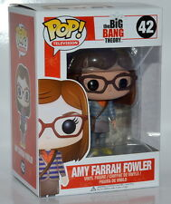 Funko POP TV Big Bang Theory Amy Farrah Fowler Vinyl Figure #42