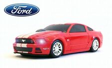 Ford Mustang GT Wireless Car Mouse (Red) - Officially Licensed