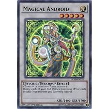 YU-GI-OH! LEGENDARY COLLECTION 5D'S * LC5D-EN232 Magical Android