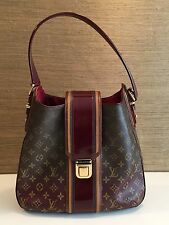 Louis Vuitton Mirage Musette Bordeaux