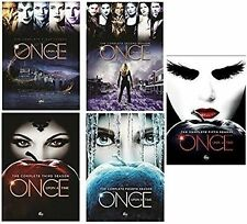 Once Upon a Time ALL Seasons 1-5 Complete DVD Set Collection Series TV Show Lot