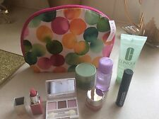 Clinique Makeup Bag With Products (BNWT)