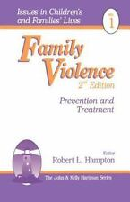 Family Violence: Prevention and Treatment (Issues in Children's and Families' Li