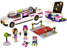 friends Big pop star  Luxury car Building toy  265pcs  fit  lego no box #1045