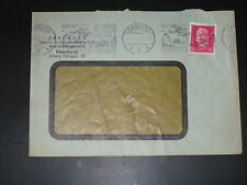 DR Deutsches Reich Heimatbeleg Brief Jasconsa GmbH Zigaretten BAMBERG 11.11.30