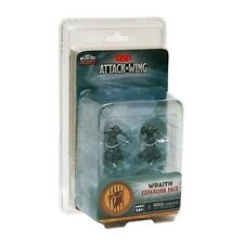 D&D Dungeons and Dragons Attack Wing: Wraith Troop Wave 1 Expansion Pack