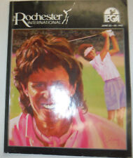 The Rochester International Magazine Rosie Jones Patty Sheehan June 1992 032615R