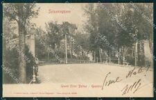 Parma Salsomaggiore PIEGHINA cartolina VK1539