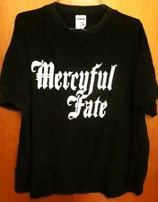 MERCYFUL FATE reunion T shirt XL In Shadows tee King Diamond 1993 Hank Shermann