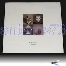 "PET SHOP BOYS ""BEHAVIOUR"" RARE LP ITALY 1990 - SEALED"