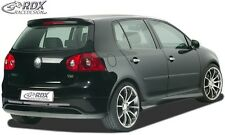 "Volkswagen Golf MK5 - Rear bumper spoiler ""GTI / R-Five"""