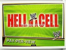 Slam attax superstars - #206 pay-per-view Hell in a Cell